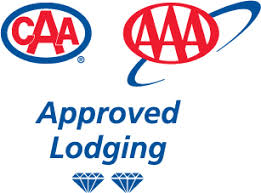 aaa 2 diamond lodging